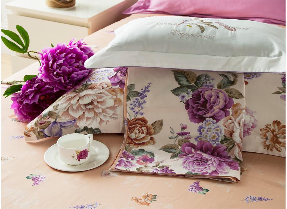 Daphne Brand digital bedding soft 100 cotton bedding sets