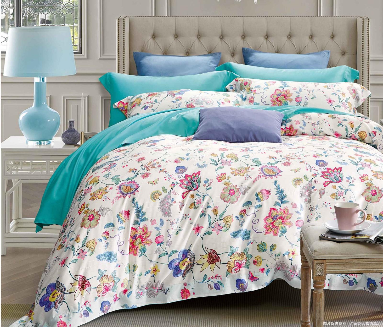 Daphne Brand garden duvet comforters modal sheets