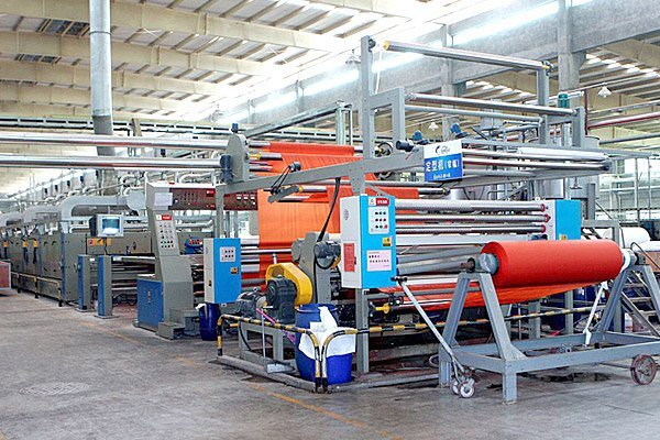 Stenter Frame Machine