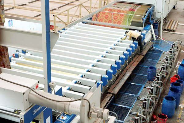 Rotary Printing Machine