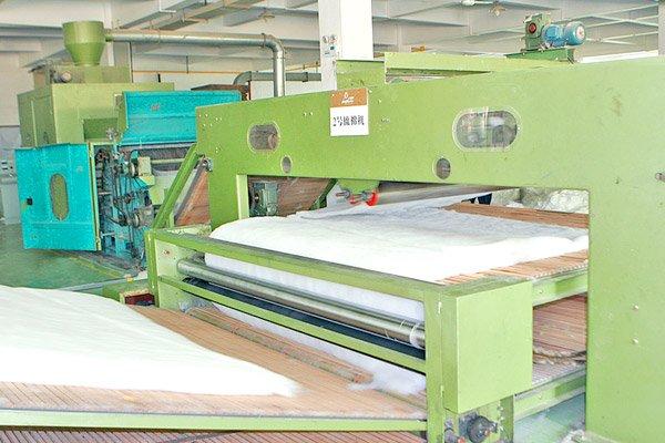 Cotton Carding