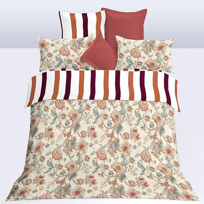 Doux et confortable Imprimer Bed Sheet Set DAM2435