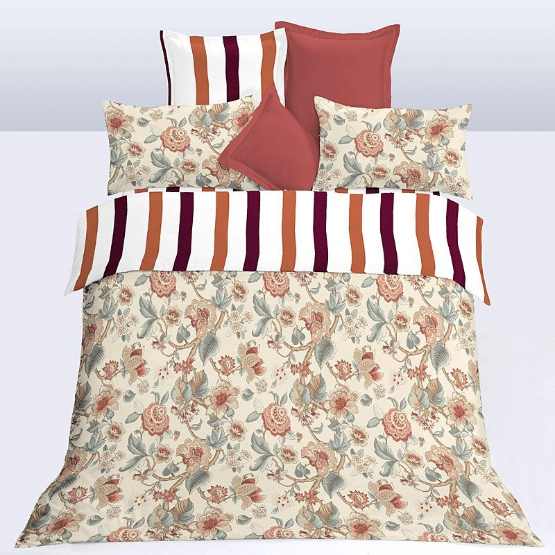 Soft And Comfortable Print Bed Sheet Set DAM2435