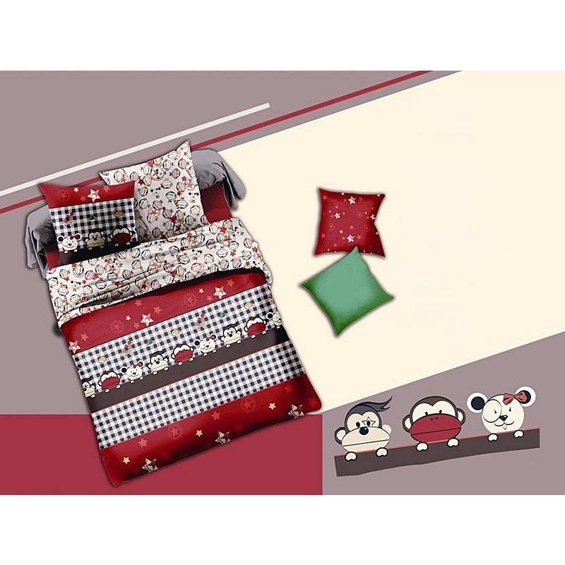 Kid's Favorite Cartoon Bed Sheet Sets 130470