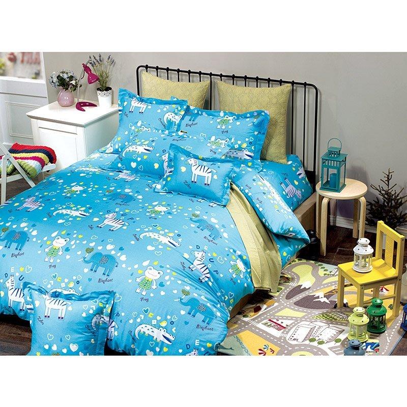 100% algodão estampado pigmento cama infantil 121120