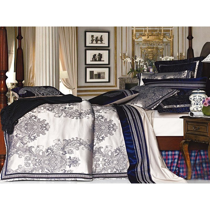 New Jacquard Bedding Set LS1622