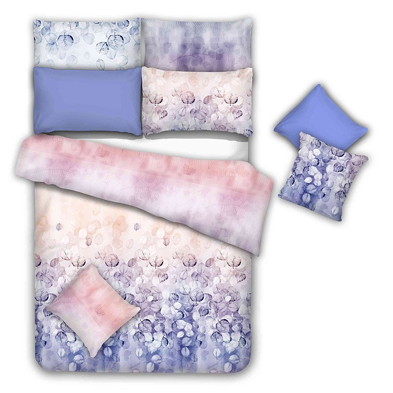 100% Modal Print Healthy Fabric Luxury Bed Linen TY-920