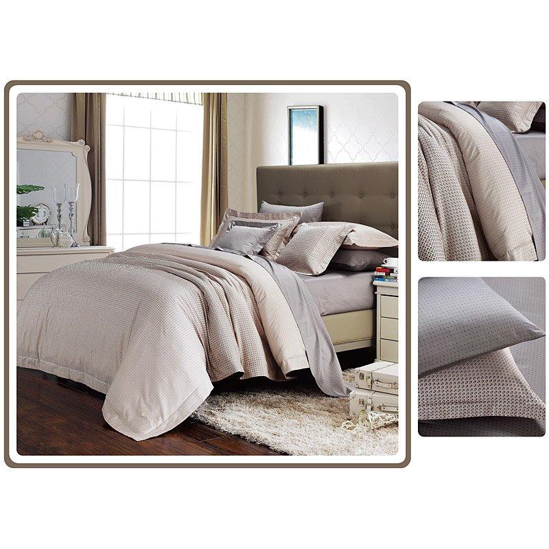 Daphne Comfortable Printed Bedding Set Cotton & Rayon 161821 Lyocell/Rayon/Polyester Blend Print image3