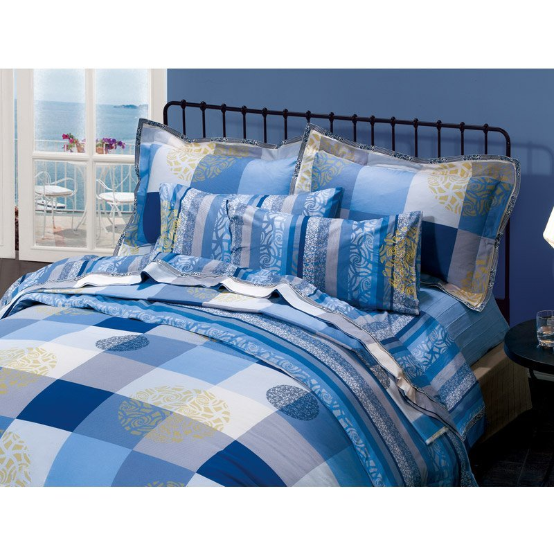 100% Cotton Print Bed Sheet 120825