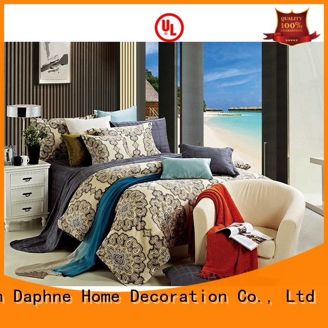 Hot Cotton Bedding Sets design Daphne Brand