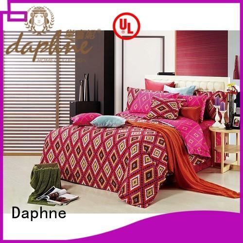brightly patterned 100 cotton bedding sets Daphne Brand