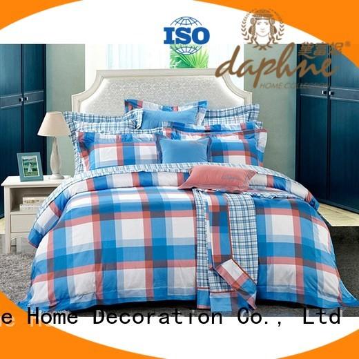printed quality Daphne Brand 100 cotton bedding sets