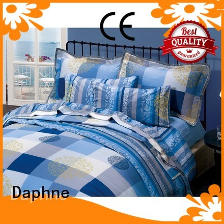 100 cotton bedding sets sophisticated vivid Daphne Brand