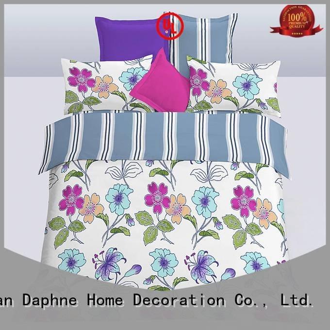 Daphne microfiber comforter duvet set super bedding