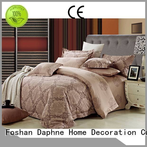 designed Cotton Bedding Sets printing duvet Daphne