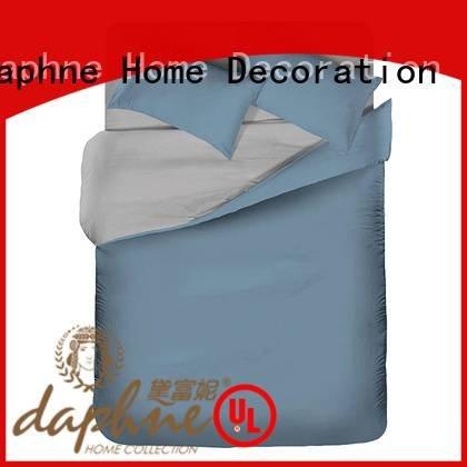 linen bedding sets sheet cover Solid Color Bedding