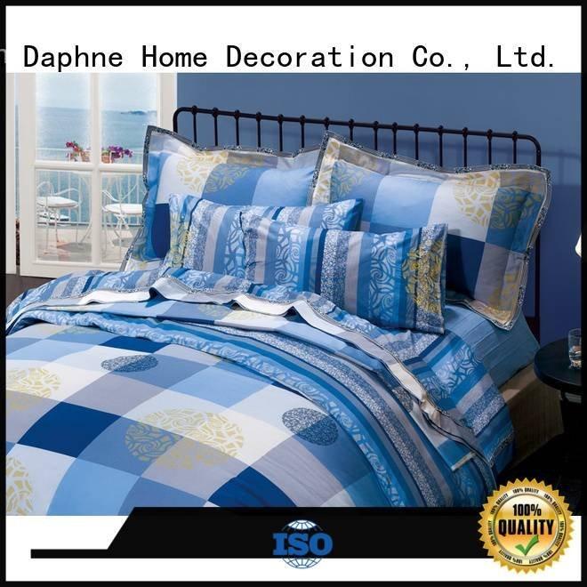 Wholesale designed gorgeous Cotton Bedding Sets Daphne Brand