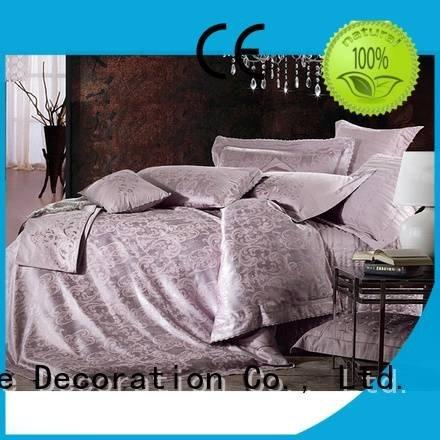 Daphne Brand designed cotton modal jacquard duvet cover king