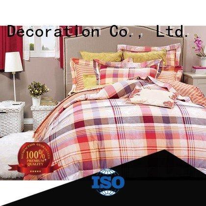 adorable patterns design stylish Daphne 100 cotton bedding sets
