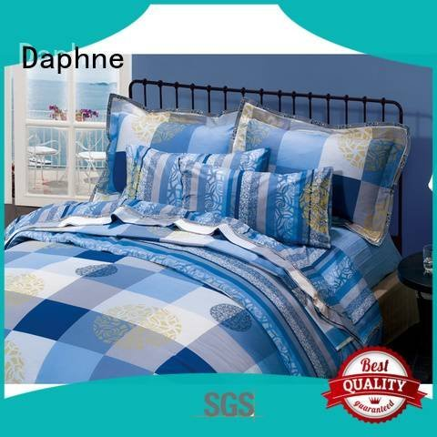 Daphne Brand patterned designed cover Cotton Bedding Sets