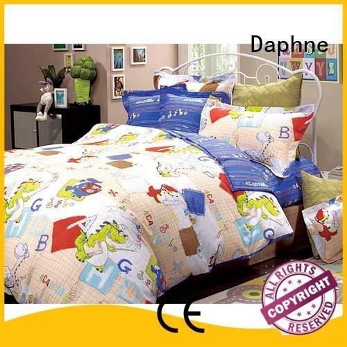 Daphne Brand vintage colorful target bedding sets girl world bedsheet