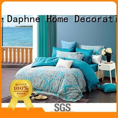 100 cotton bedding sets prints comfortable Daphne Brand