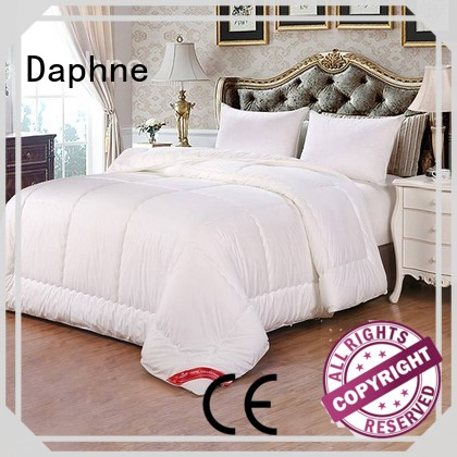 tencel Custom quality wool single duvet cover Daphne mulberry