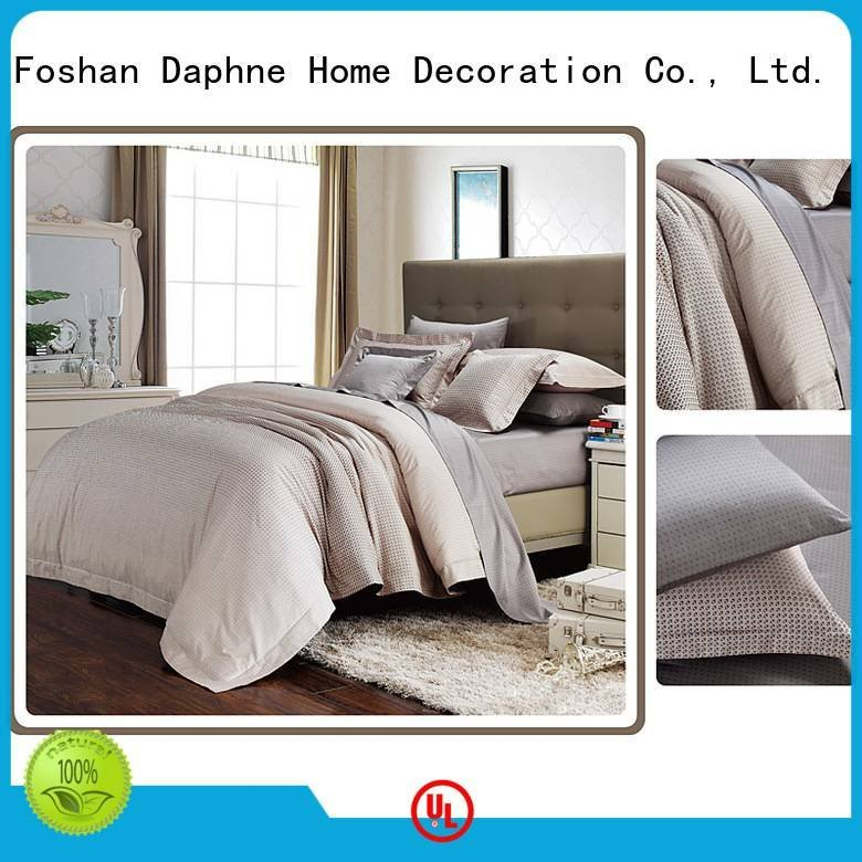 sheet quality 100 cotton bedding sets Daphne