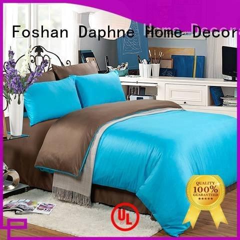 linen bedding sets bed Solid Color Bedding tencel Daphne