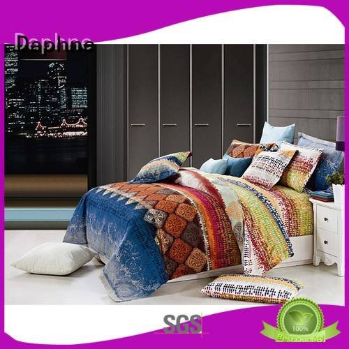 designed print Daphne 100 cotton bedding sets