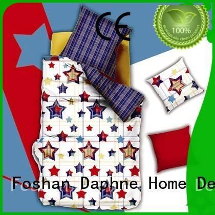 Hot printed target bedding sets girl soft Daphne Brand