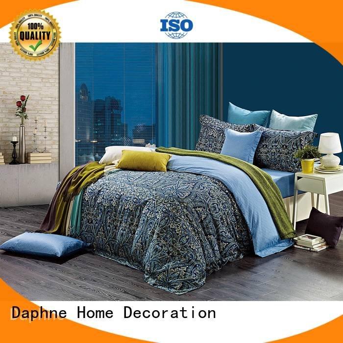 Hot 100 cotton bedding sets printed blossom bedding Daphne Brand