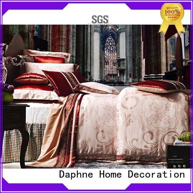 pattern designed modern Daphne jacquard duvet cover king
