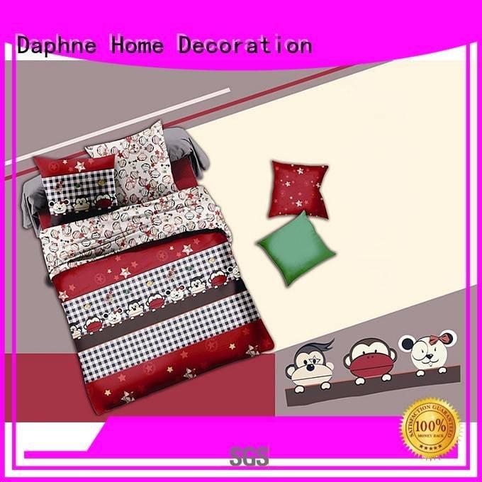 Hot target bedding sets girl designs reactive print Daphne Brand