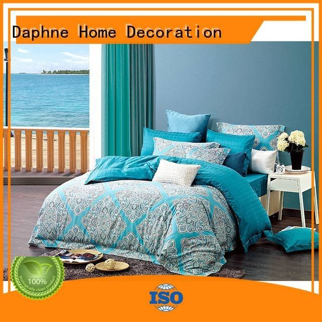100 cotton bedding sets bedroom linen OEM Cotton Bedding Sets Daphne