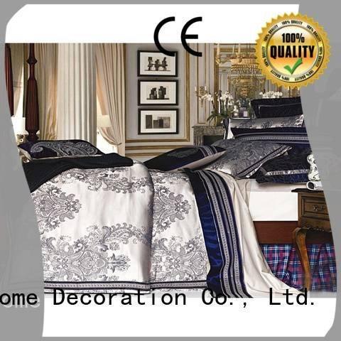 Daphne Brand cotton cover comforter Jacquard Bedding Set