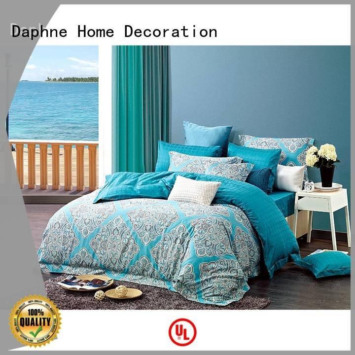 printed vivid bed Daphne Cotton Bedding Sets
