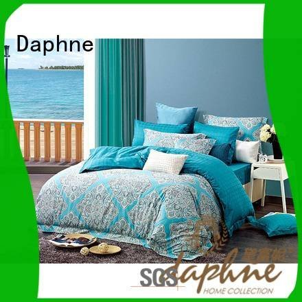 Hot 100 cotton bedding sets design Cotton Bedding Sets quality Daphne