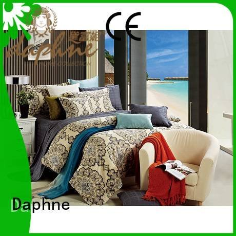 Custom elegant Cotton Bedding Sets patterned 100 cotton bedding sets