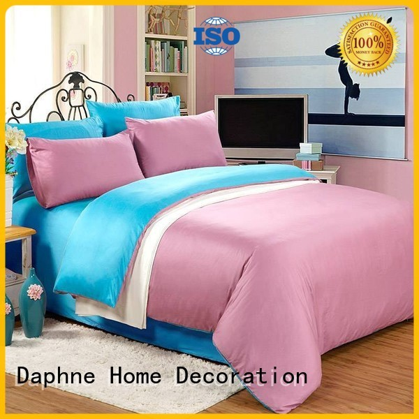 linen bedding sets turquoise thread Solid Color Bedding solid company