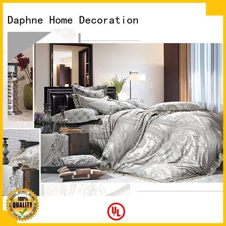 jacquard duvet cover king pattern cotton bed print Bulk Buy