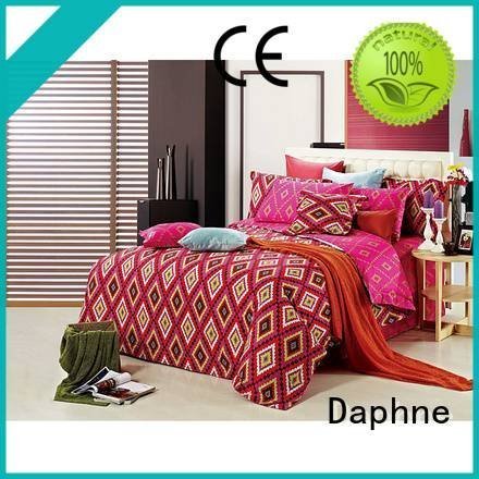 digital pattern 100 cotton bedding sets Daphne