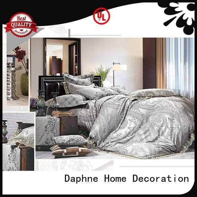 Daphne Brand beautiful modal sheet Jacquard Bedding Set