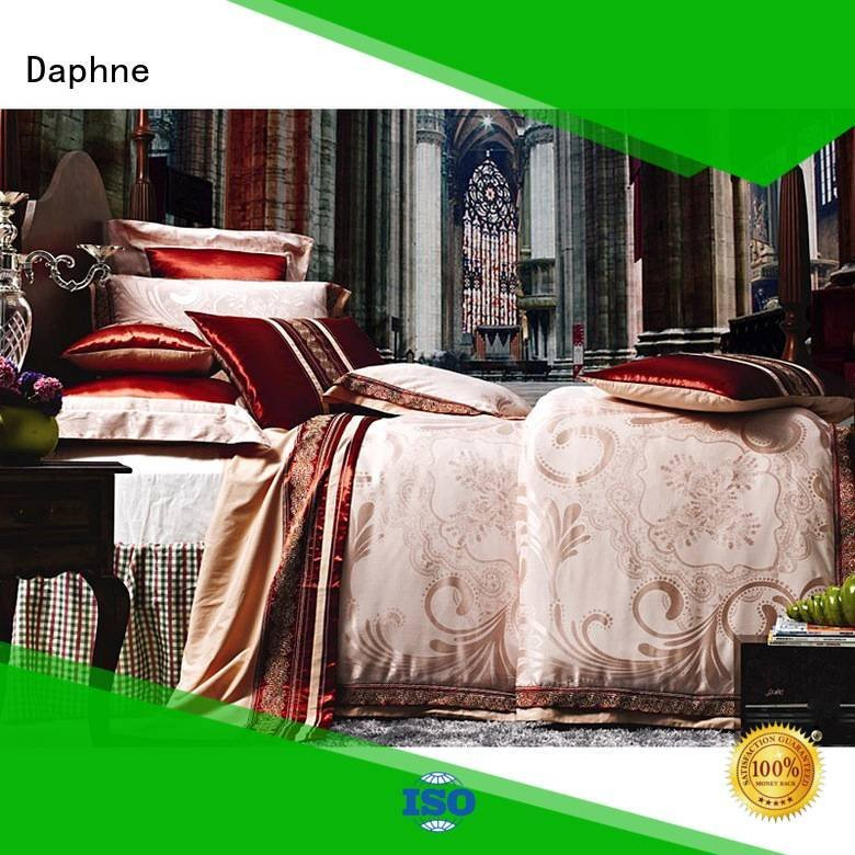 jacquard duvet cover king pattern polyester attractive modal Daphne