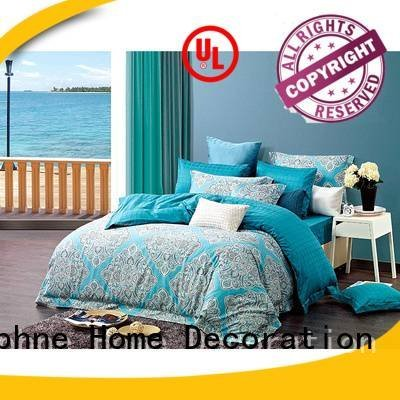 Daphne brushed sophisticated joint 100 cotton bedding sets print