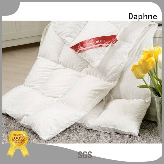 Daphne Brand high microfiber feather king size duvet sets goose