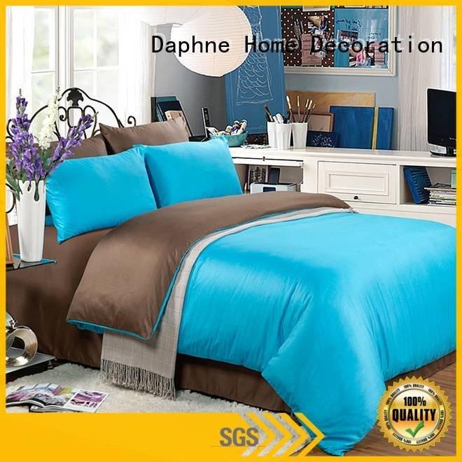 Daphne simple bedding linen linen bedding sets bed