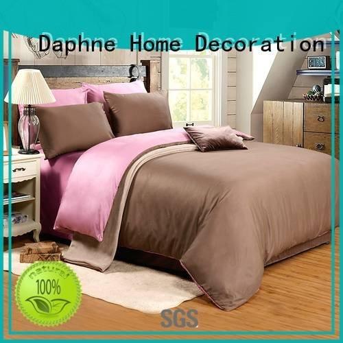 duvet cotton linen bedding sets Daphne