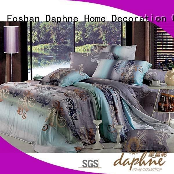 Daphne Brand prairie paisley cover organic comforter