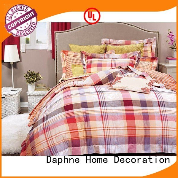 Hot 100 cotton bedding sets bedding Cotton Bedding Sets printing Daphne
